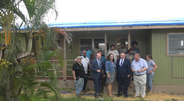 Israeli Ambassador makes historic visit, donates to local organization