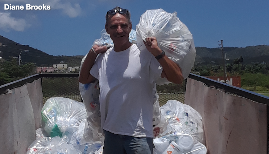 St. Croix launches effort for island wide recycling