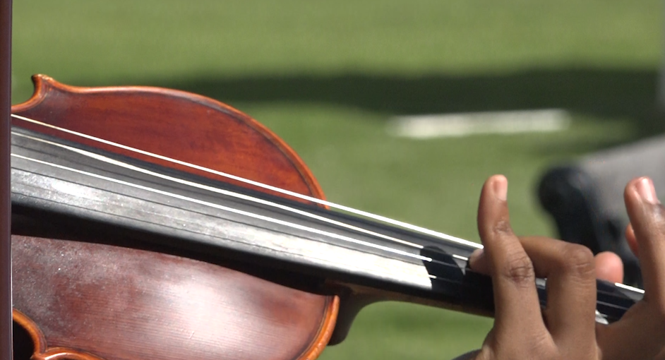 Virgin Islands Violinist brings her sound back to the VI