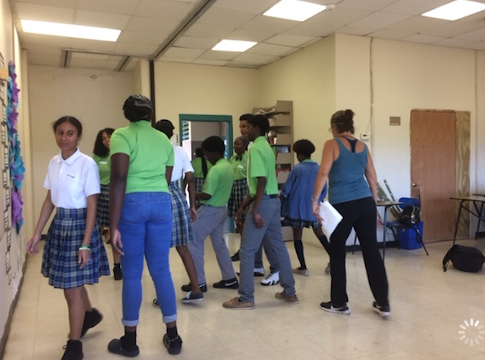 St. Croix students make it to the Shakespeare Competition after travel paid for