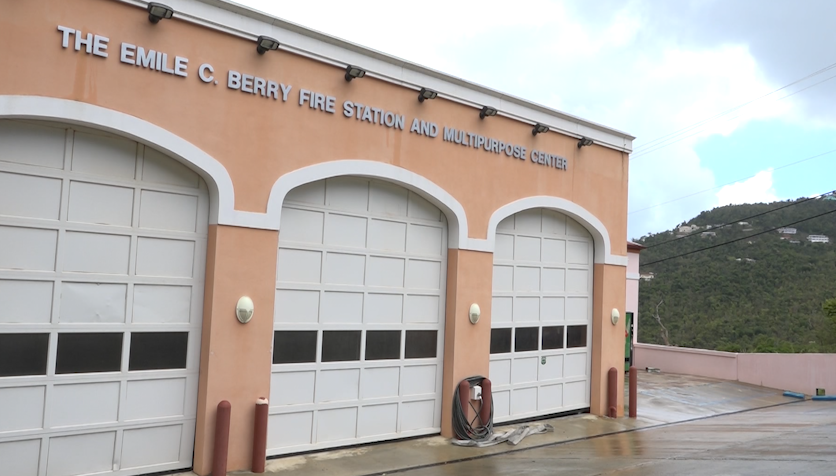 St. Thomas fire station gets grant money