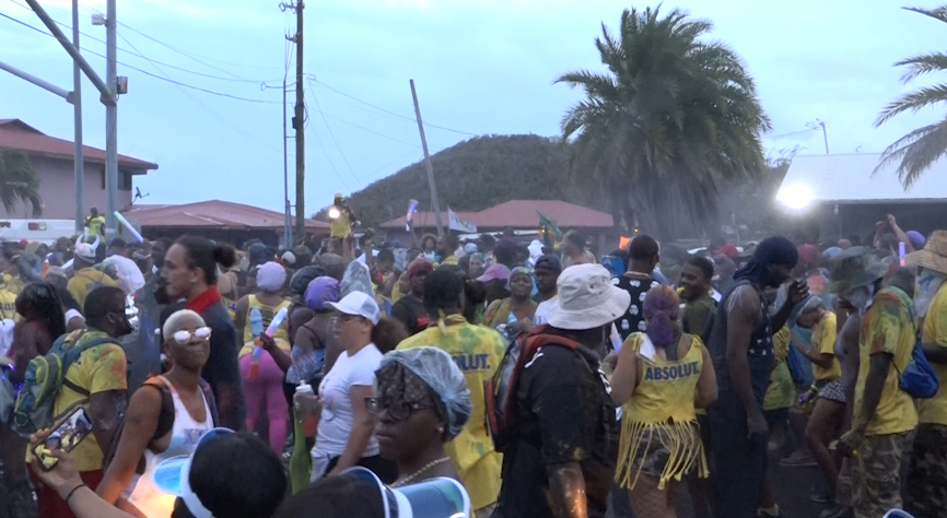 St. Thomas J'ouvert brings Virgin Islanders near and far together