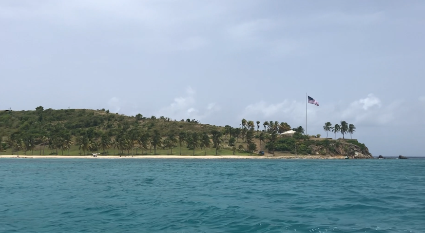 With Epstein arrest, his island off St. Thomas comes into question