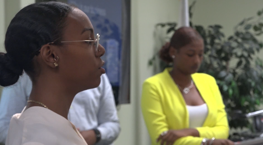 Virgin Islands students bring entrepreneur skills to Junior Achievement