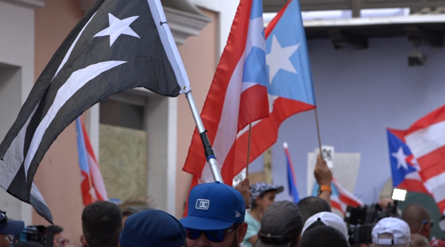 Puerto Rico's Governor Resigns, Effective Aug. 2