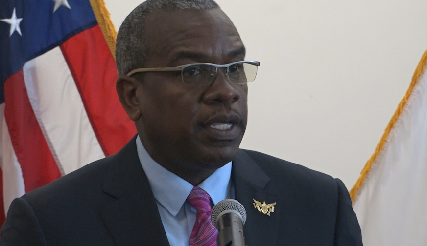 Governor Bryan Calls for Territorial Day of Prayer