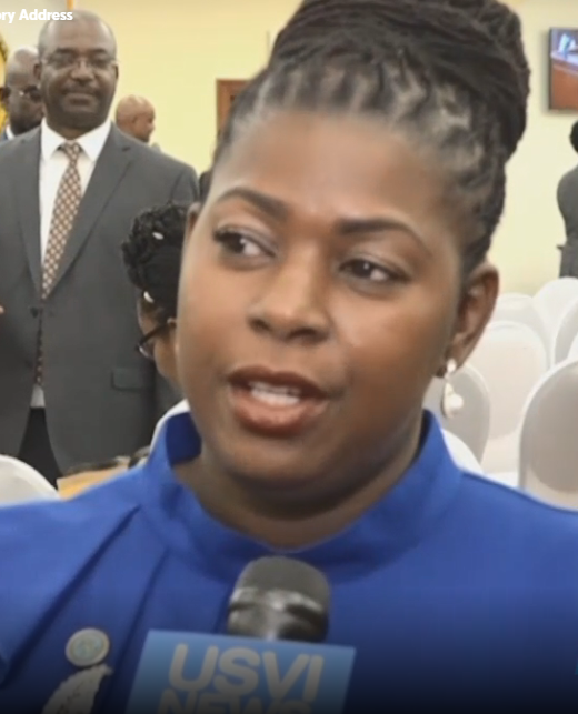 Senator Allison DeGazon Responds to Governor's State of the Territory Address