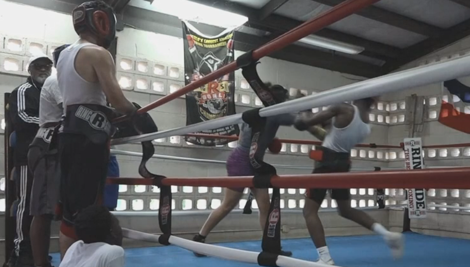 Young Boxers Head to Mississippi for the Green Belt Challenge