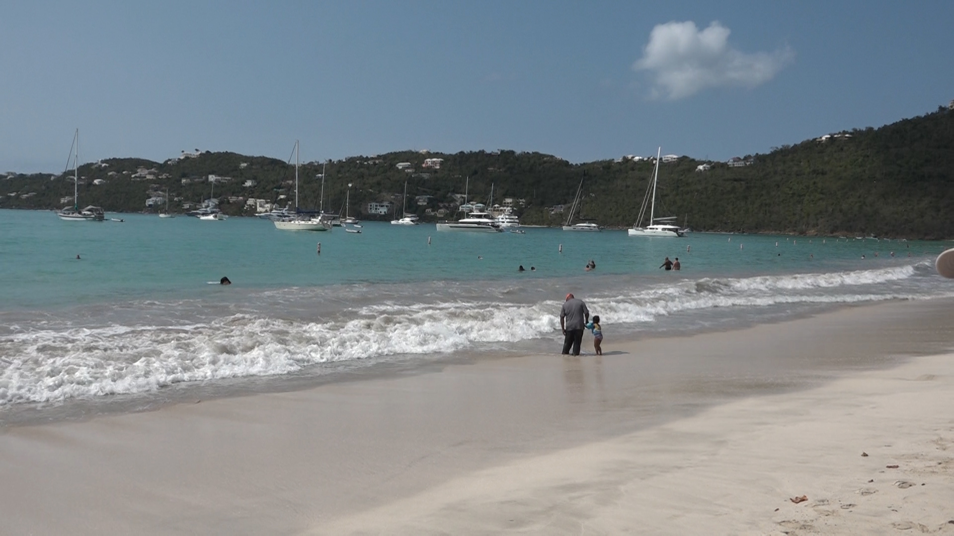 VI Beaches Closed for Two Weeks, Amid Coronavirus Concerns