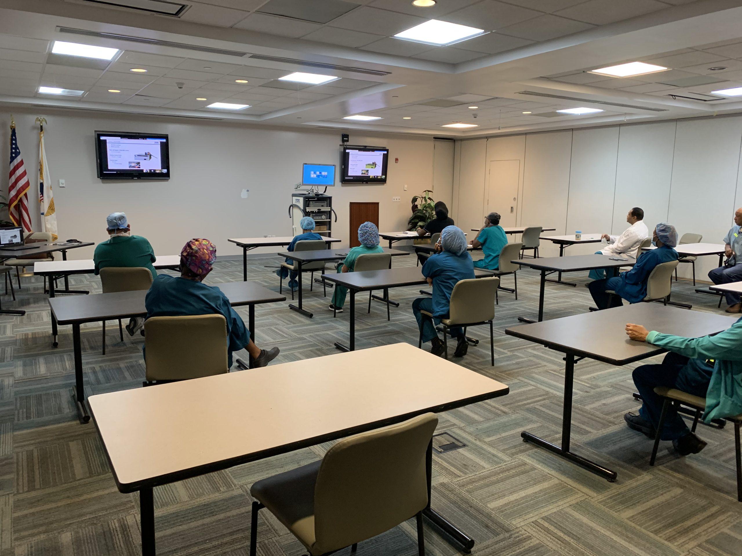Elective Surgeries and Outpatient Procedures Return to JFL Hospital
