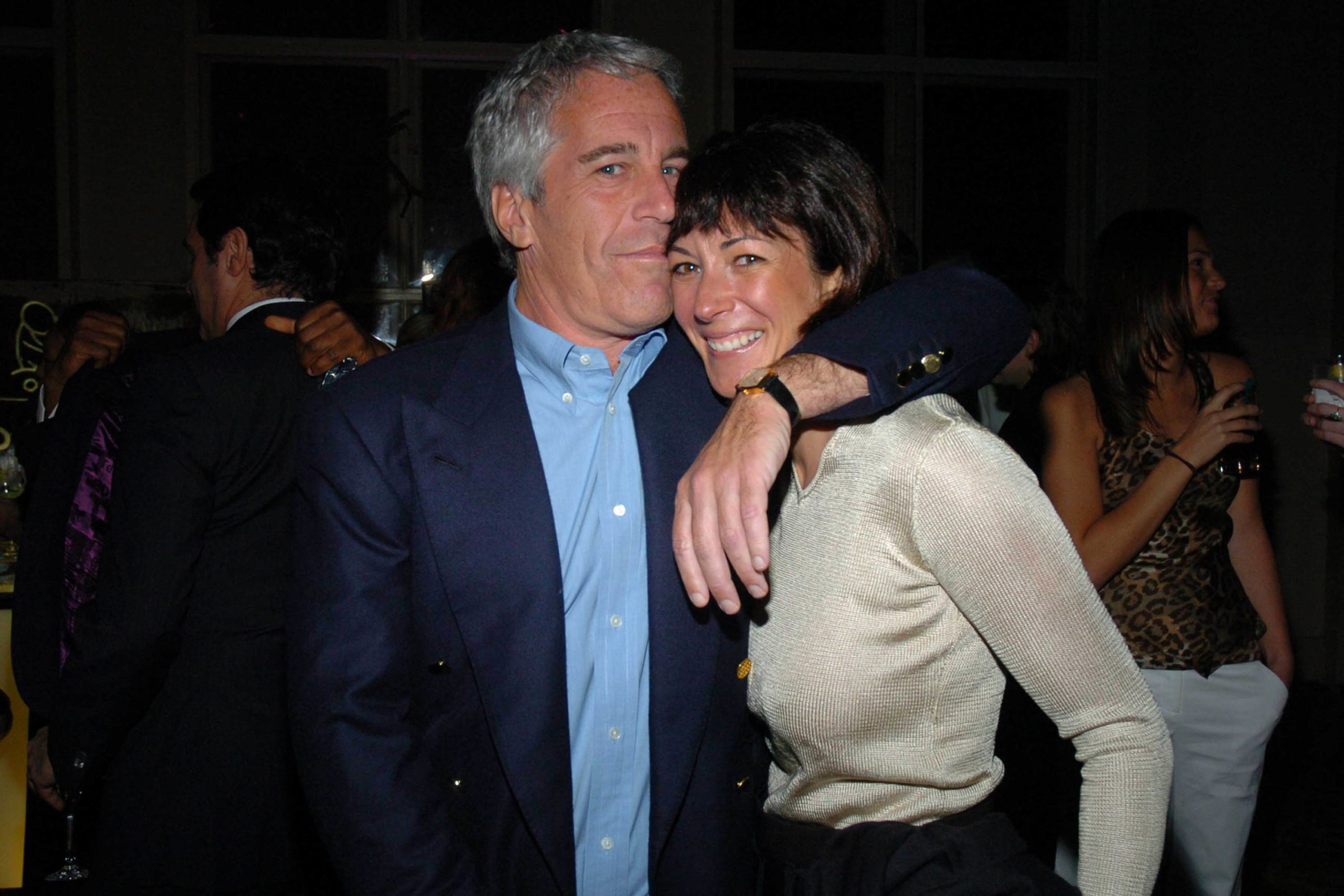 Epstein's Longtime Girlfriend Arrested and Charged With Enticement of Minors