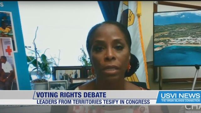 Voting Rights Debate