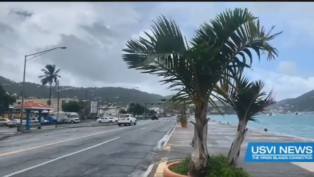 Curfew Lifted Early After Tropical Storm