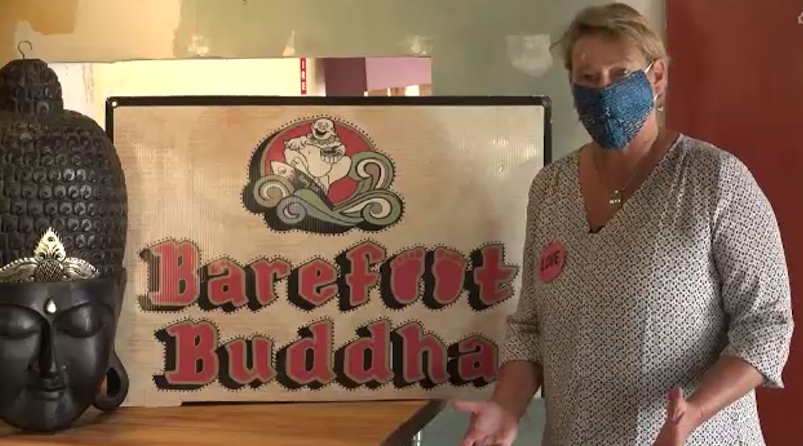The Return of Barefoot Buddha