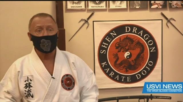 The Shen Dragon Karate Dojo Making Powerful Moves