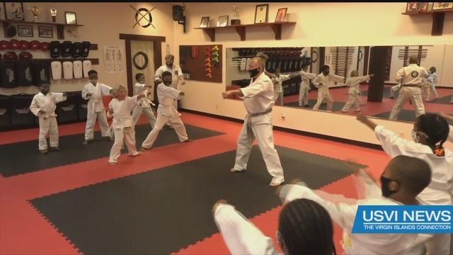 Shen Dragon Karate Dojo Students Ready to Compete