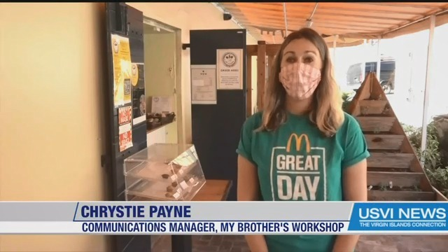 McDonald's 'Great Day' Event Benefiting My Brother's Workshop